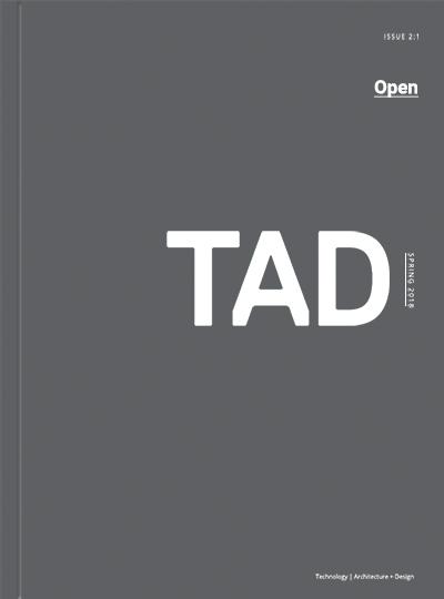 ACSA TAD Journal Open