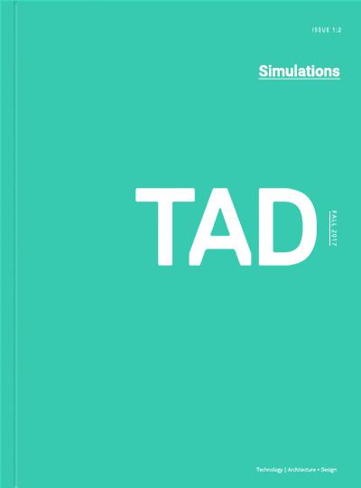 ACSA TAD Journal Simulations