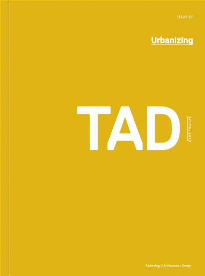 ACSA TAD Journal Urbanizing